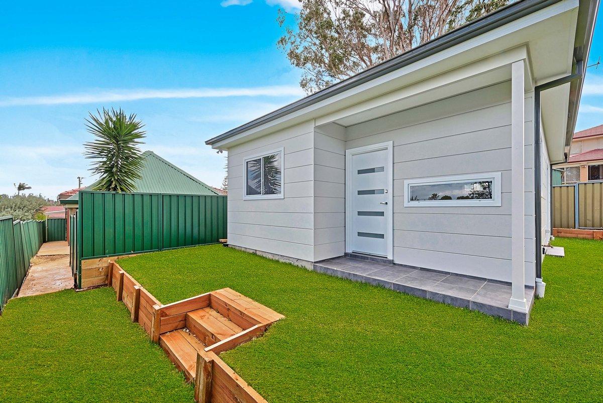 Exterior 2 - Cladding – Granny Flats Australia